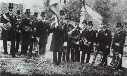 Kapelle 1910