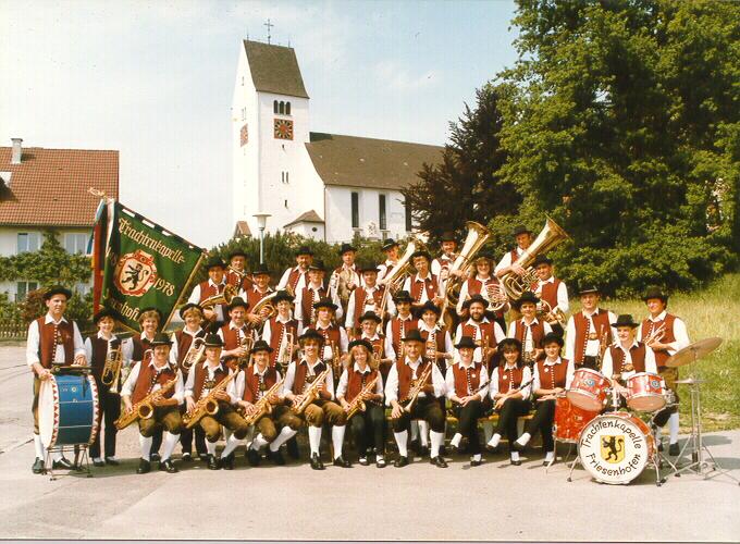 Kapelle 1985