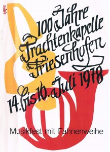 Logo Musikfest 1978